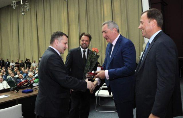РКК «Энергия» имени С.П. Королёва - 70 лет со дня основания
