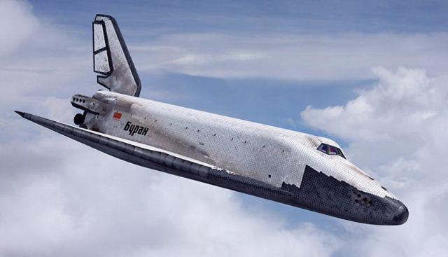 Корабль «Буран» - триумфальный полёт