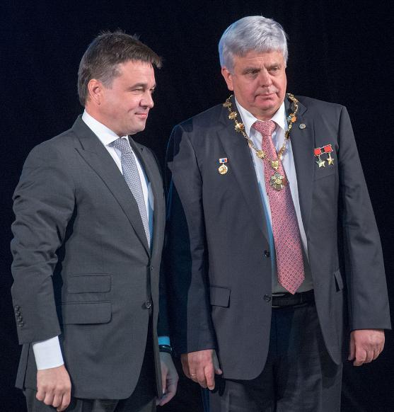 РКК «Энергия» имени С.П. Королёва - 70 лет