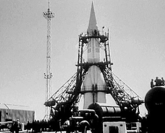 Белка и Стрелка, ракета Р-7 и другие интересные факты