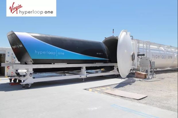 Основатель Virgin Galactic стал инвестором Hyperloop
