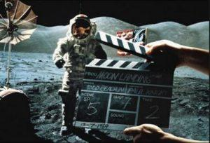 Никто не летал на Луну
