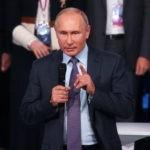 Путин назвал невозможным скорое наступление западной демократии в России