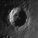 Луна подверглась бомбардировке 4.3 миллиарда лет назад
